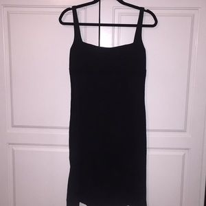 Narciso Rodriguez push up double zipper dress